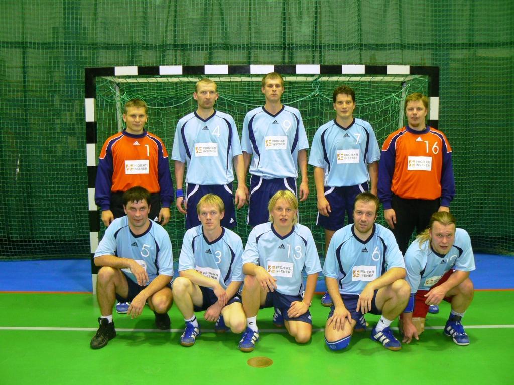 Käsipalli meeskond